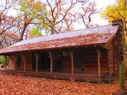 cabin porch parker cabin fort worth log cabin village virtual tour