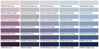 shades of purple color color chart wall color pick the right shades for your wall