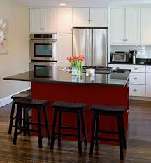 kitchen island styles island style kitchen transitional with glass front cabinets glass
