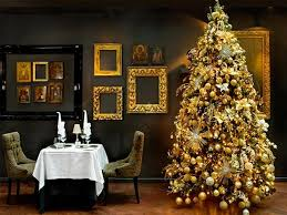 gold tree decorating ideas trees home living now 36762