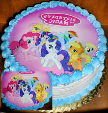 my pony birthday cake my pony birthday cakes images decorating of party inside