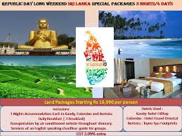 ideas for weekend this republic day sri lanka