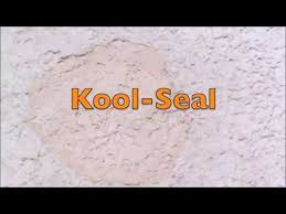 kool seal deck repair youtube