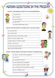 english worksheets questions worksheets page 30