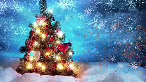 christmas animated video background loop youtube
