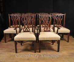 Chippendale Dining Room Chairs Chippendale Dining Chairs Archives Antique Dining Chairs