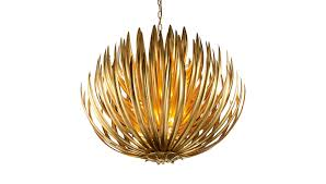 Artichoke Pendant Light Chandelier Luxdeco