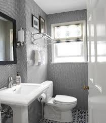 black and silver bathroom ideas 10 tips for designing a small bathroom the unique shape of the