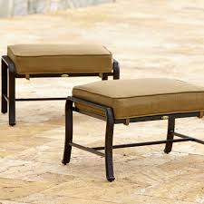Patio Furniture Lazy Boy by La Z Boy Outdoor Landon Ottomans 2 Pack Outdoor Living Patio