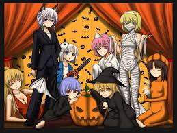 anime halloween background touhou horidei images touhou halloween hd wallpaper and background