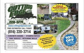 Cutting Edge Lawn And Landscaping by Cutting Edge Lawn And Tree Services In Blue Springs Mo Service
