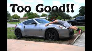 nissan 370z oil type the one thing i love about my nissan 370z nissan 370z