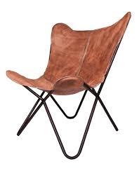 leather sling chair the old cinema u2013 antique furniture vintage