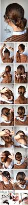 step to step hairstyles for medium hairs 12 trendy low bun updo hairstyles tutorials easy cute popular