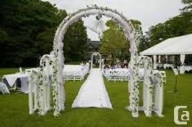 wedding arches rental vancouver wedding arch rental service for ceremony banquet vancouver