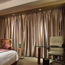 Noise Insulating Curtains Good Blackout Champagne Soundproof Room Dividing Curtains