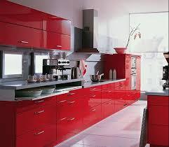 kitchen red impressive red kitchen cabinets best ideas about red kitchen
