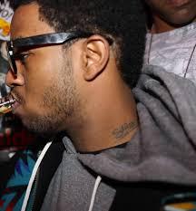 Kid Cudi Neck Cudi S Tattoos Page 4 Kanye Forum