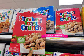 target offering 30 discount on hot 5 free cereal boxes at target 7 30 only print now