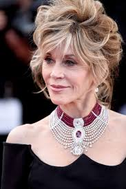 directions for jane fonda s haircut 62 best style icons jane fonda images on pinterest jane fonda