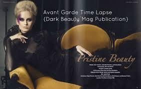 Beauty Garde Avant Garde Timelapse Dark Beauty Magazine Publication Youtube