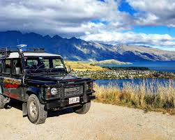 nomad off road car off road tours scenic tours queenstown nz
