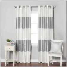 white and grey blackout curtains curtains home design ideas