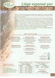 liege isolation sol ambiance bio construction isolation par l u0027extérieur liège