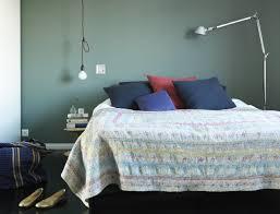 chambre gris vert du bleu dans ma déco frenchy fancy