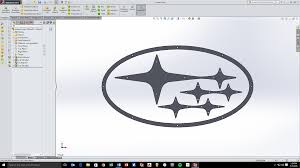 logo subaru png custom subaru garage sign nasioc