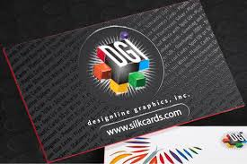Eye Catching Business Cards Spot Uv Business Cards Reflect Your Brand With Eye Catching Spot
