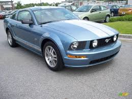 Gallery For Gt Light Blue by 2006 Ford Mustang Colors Car Autos Gallery