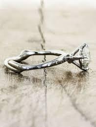 nature inspired engagement rings best 25 organic engagement rings ideas on engagement