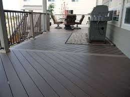 total cost to build a wood composite deck veranda wpc decking