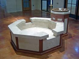 baptismal basin baptismal fonts tekton woodworks llc