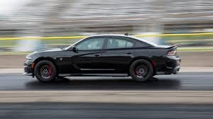 dodge charger hellcat black cars com runs 11 second 1 4 mile in dodge charger hellcat mopar