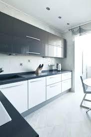 meuble cuisine laqué meuble cuisine blanc laquac meuble cuisine laque gris ideas about
