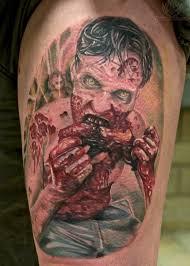 halloween and horror tattoos inkdoneright com