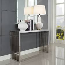 modern makeover and decorations ideas foyer table with storage