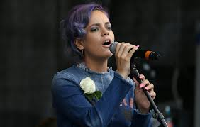 lily allen criticises wireless festival line up nme