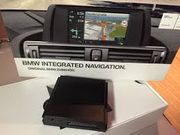bmw retrofit integrated navigation for hu entry