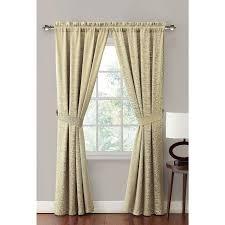 Khaki Curtains Essential Home Sydney Panel Pair