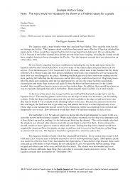 Mla Format Essay Writing Mla Essays Mla Format Summary Response Essay Essay Bibliography