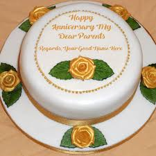wedding wishes on cake marriage anniversary wishes with names