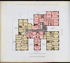 in apartment floor plans 10 elaborate floor plans from pre world war i new york city