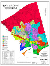 Zoning Map Zone Map Clinton Ct