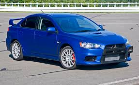 2008 mitsubishi lancer evolution gsr u2013 first drive review car