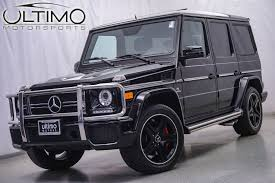2013 mercedes suv pre owned 2013 mercedes g class g63 amg suv in warrenville