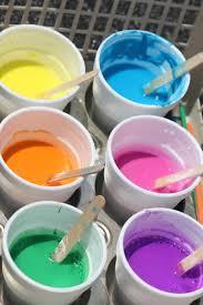 diy washable sidewalk paint ashley u0027s homemade adventures