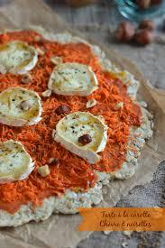 cuisiner flocon d avoine tarte aux flocons d avoine carotte chèvre noisettes sirop d